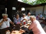 Návštěva restaurace Pod Věží 7.6.