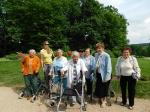 Výlet do zámeckého parku v Kostelci nad Orlicí