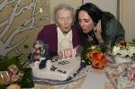 100. narozeniny pí. Koďouskové