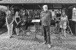 vystoupení saxofonového okteta z Kostelce nad Orlicí